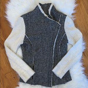 Drew Knit Moto Jacket